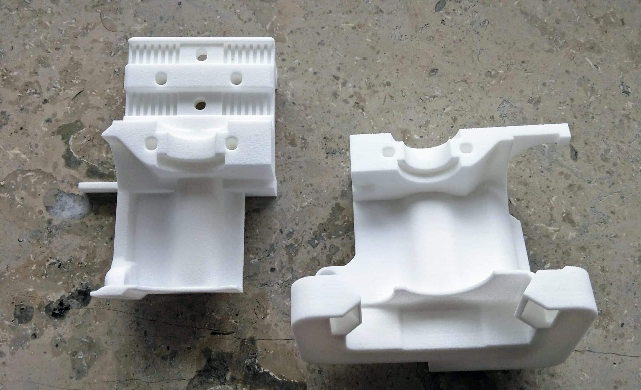 SLS print head parts